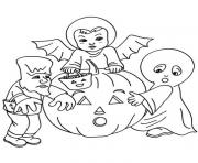 costume s printable kids halloween26ef coloring pages