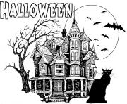 halloween s adults printables308e coloring pages