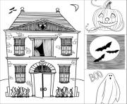 Print coloring pages free halloween to print out8908 coloring pages