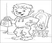 cool costumes halloween s printable kids6da4 coloring pages
