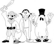 halloween costume ideas s printable for preschoolersbf90 coloring pages