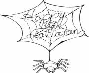 happy halloween  printable free91bd coloring pages