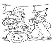 kids halloween s and printablescd65 coloring pages