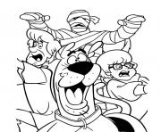Print halloween scooby doo and s27a1 coloring pages