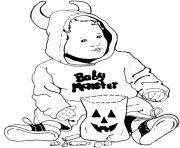 toddler printable halloween sf5a4 coloring pages