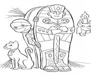 mummy halloween s print freebc39 coloring pages