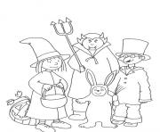 Print halloween costumes s printable free11de coloring pages