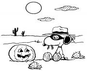 snoopy halloween s for kids7317 coloring pages