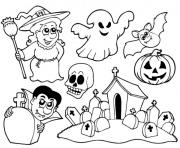 Print halloween preschool s to print5337 coloring pages