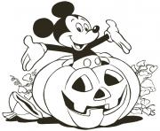 Print halloween  for kids disneyd3c4 coloring pages
