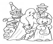 costume fun halloween s for kidsdf16 coloring pages