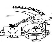 free halloween s freed02f coloring pages