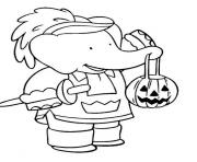cartoon s printable for halloweenb111 coloring pages