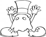 halloween s for kids ghosts costumeda48 coloring pages