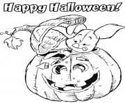 coloring pages for kids halloween piglet2b4a coloring pages