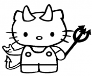 halloween s for kids hello kitty58d2 coloring pages