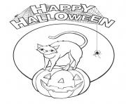 Print happy halloween pumpkin s kids0b76 coloring pages
