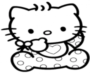 baby hello kitty s you can print33bd coloring pages