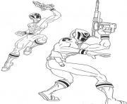 original power rangers s4332 coloring pages