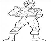 power rangers s free printable3423