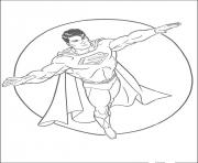 Printable old school superman coloring page93d6 coloring pages