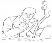 Print rex luthor coloring paged0b1 coloring pages
