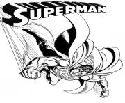 Print the amazing superman free coloring page2af2 coloring pages