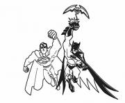 batman and superman s for print02de coloring pages