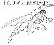 Print heroes superman s for kids printableb2c1 coloring pages