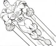 Printable superman s free printableca6f coloring pages