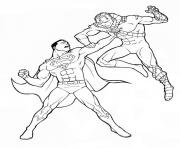 powerful superman coloring page170e coloring pages