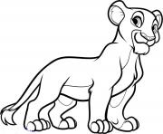 Printable little nala 8e45 coloring pages