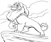 Print king mufasa s for kids lion king5cf8 coloring pages