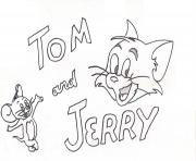 Print free tom and jerry 3cb6 coloring pages