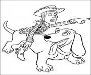 Print cartoon s printable toy story woodya57e coloring pages