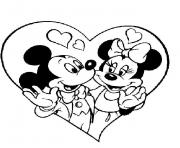Printable disney couple valentine 5c80 coloring pages