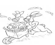for kids rabbit and piglet5a0f coloring pages