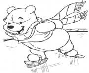 winnie the pooh preschool s wintere9ee coloring pages