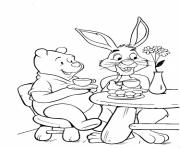for kids rabbit winnie the pooh74ec coloring pages