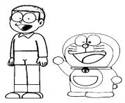 free  nobita and doraemon551f coloring pages