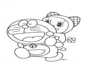 Printable cartoon s doraemon for kidsd6d2 coloring pages