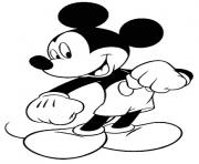 Printable i am mickey disney sd043 coloring pages
