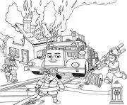 thomas the train flynn se838 coloring pages