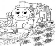 Print thomas the train s kids6ef1 coloring pages