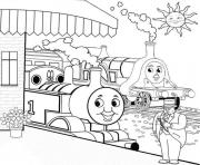 thomas the train s freee21c coloring pages