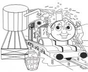 washing thomas train colouring pages to print9634 coloring pages