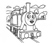 Kids Train f6ee coloring pages