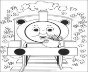 Printable simlple s of thomas the train for kids0f02 coloring pages