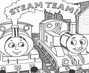 Printable full page thomas the train s8e02 coloring pages