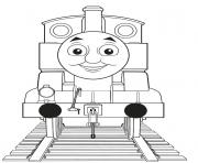 thomas the train characters s5db9 coloring pages